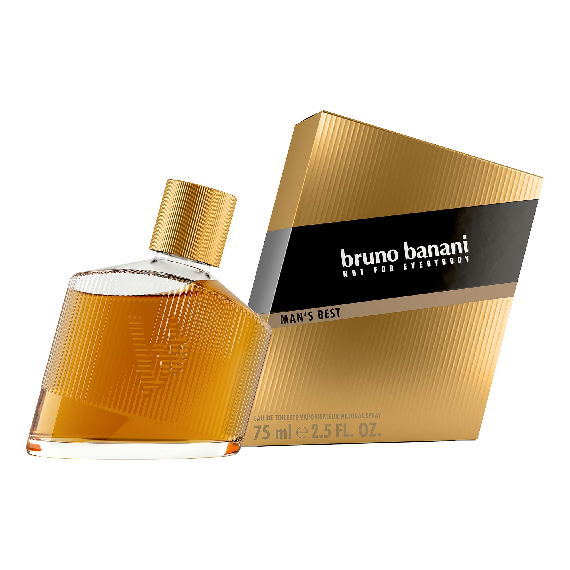 Bruno Banani Man's Best Duft 8