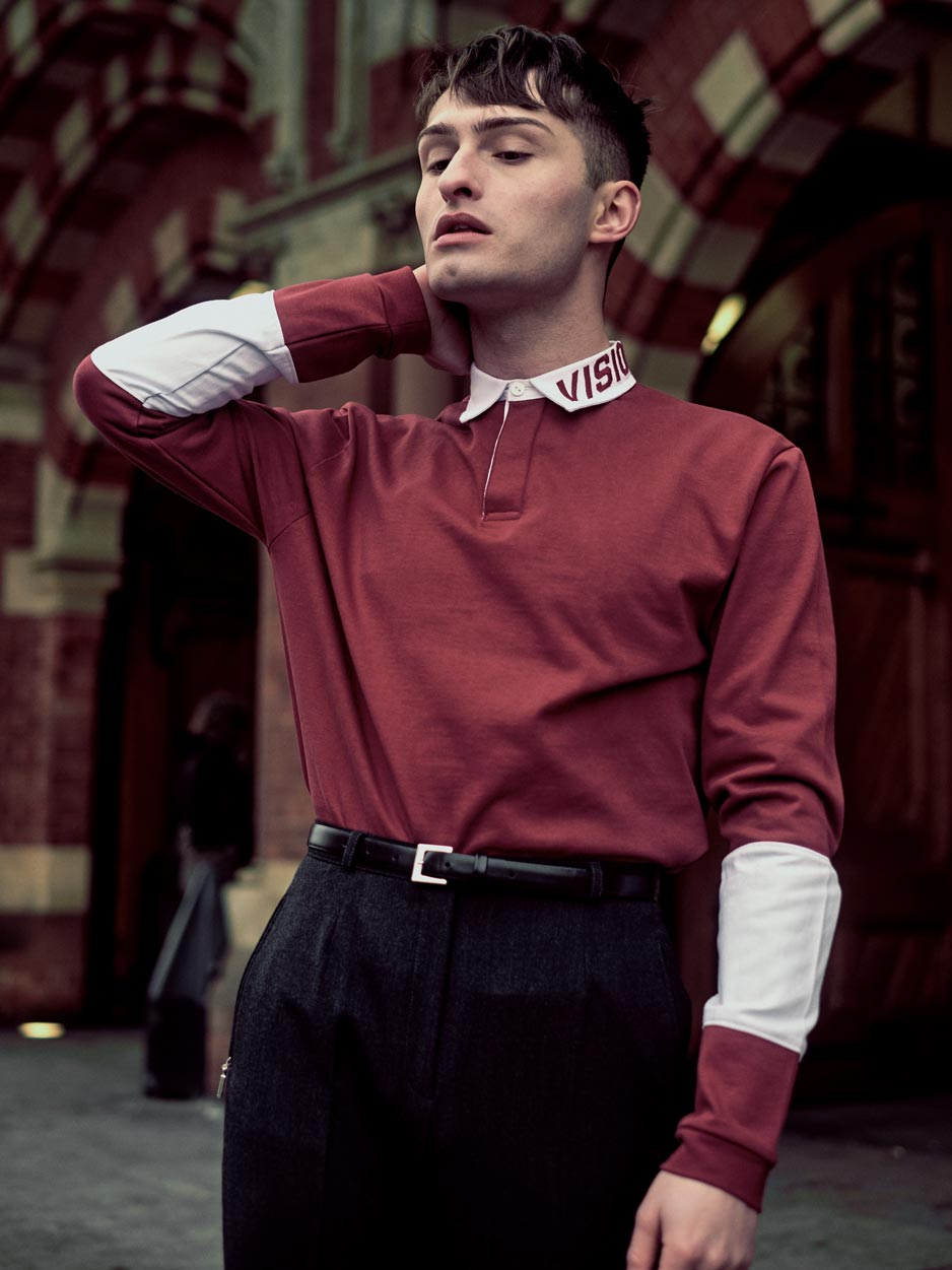 Die coolsten Streetwear Labels Vision by Topman Mister Matthew in London Kings Cross 7