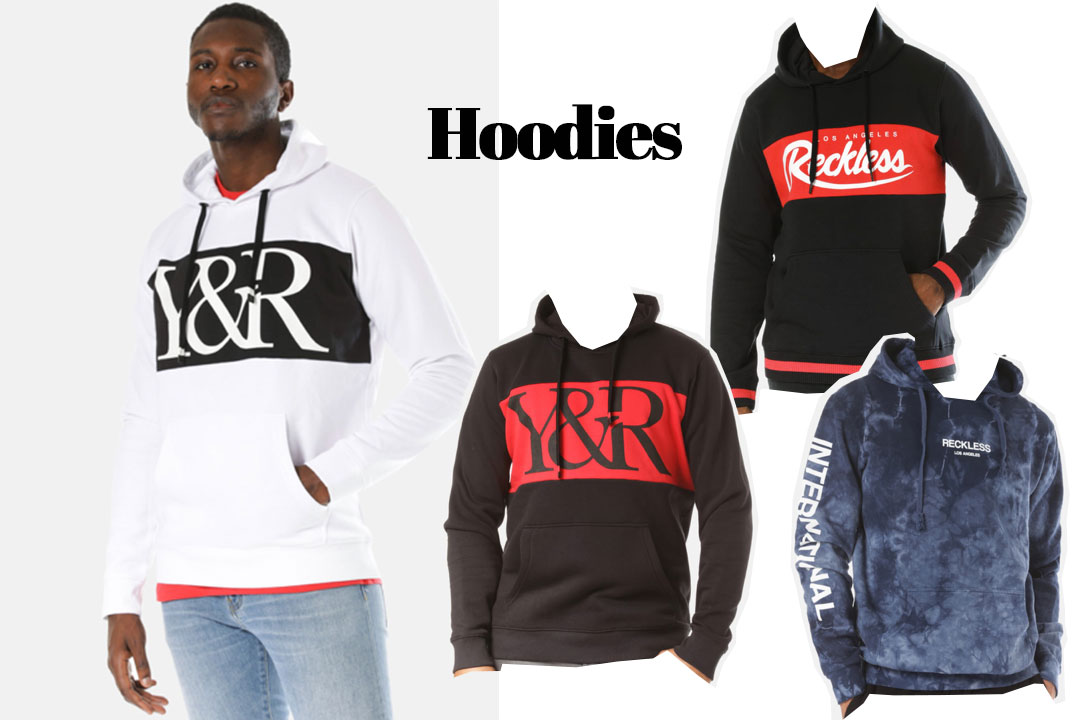Must-Have Streetstyle Pieces: Hoodies.